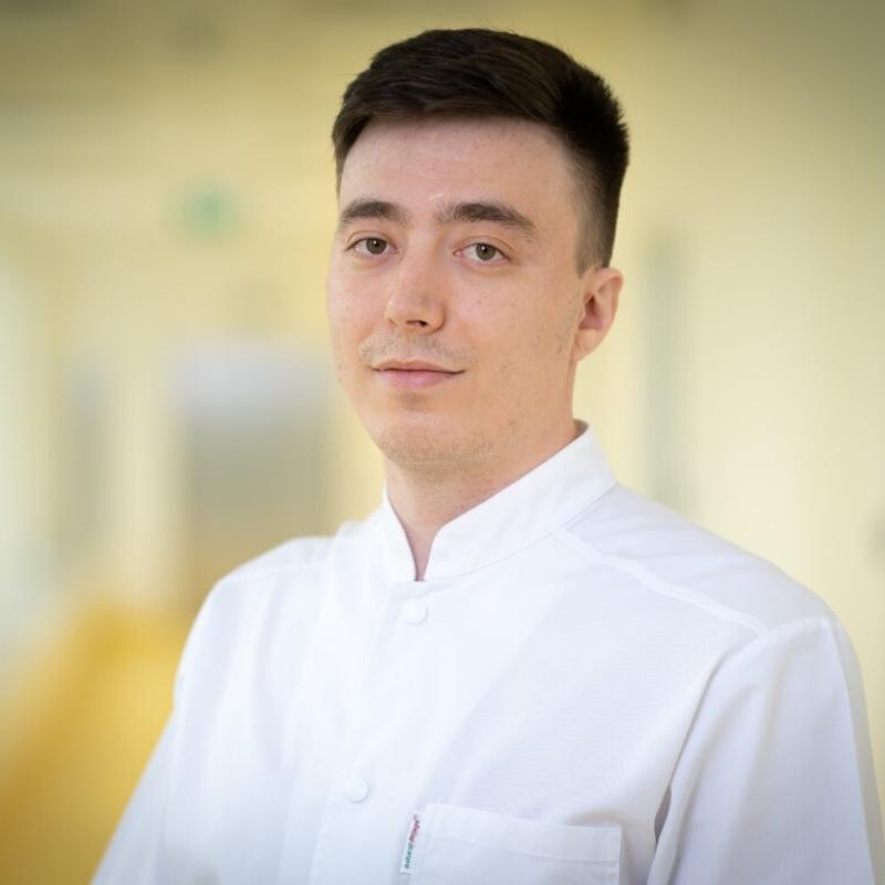 Alexandru Daniel Olarescu, fizician medical