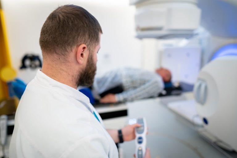 indicatie radioterapie IMRT