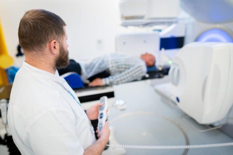 radioterapie in cancerul de prostata